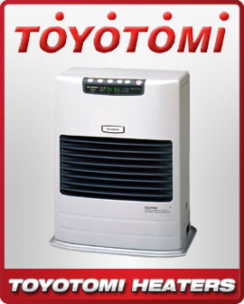 Toyotomi Heaters